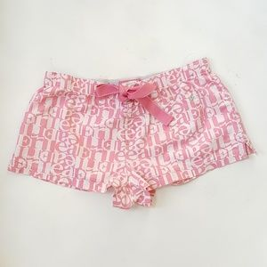 Aerie pajama shorts bottoms, size Small, sleepwear